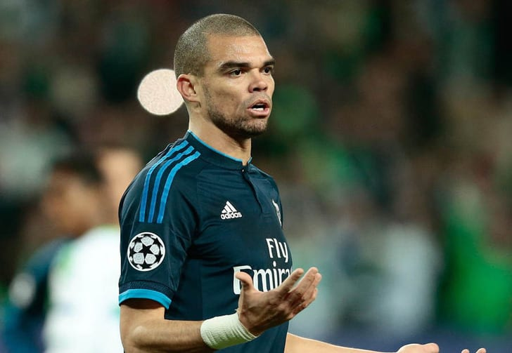 «Реал» неспешит продлевать договор сПепе