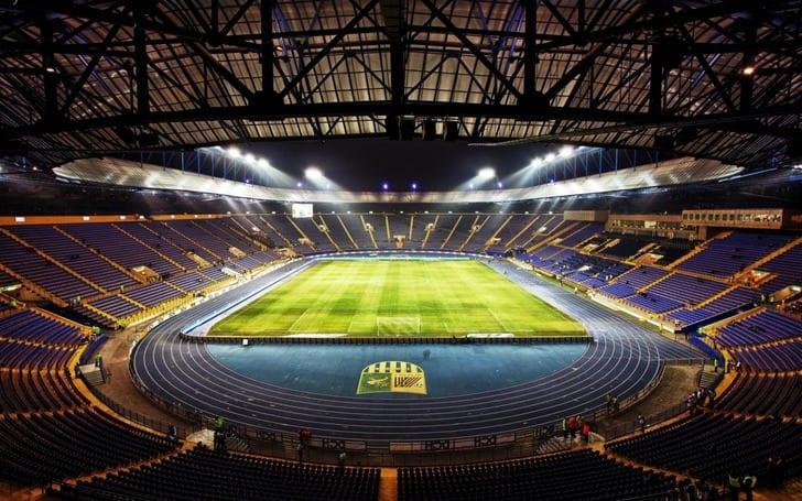 Украина может провести матч сСербией вХарькове