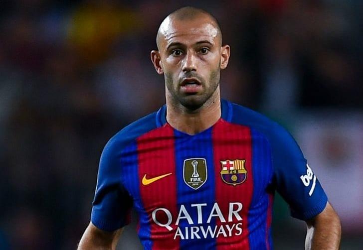Маскерано продлит договор с«Барселоной»