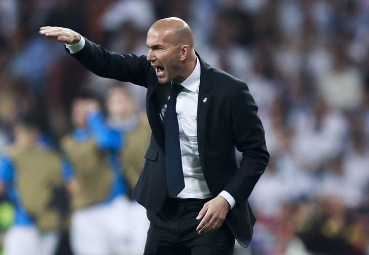 Зинедин Зидан уверен, что его уволят из«Реала»