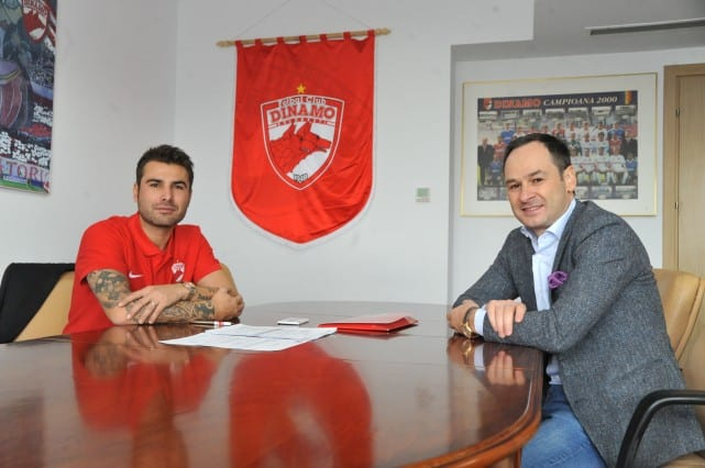 Муту стал генеральным менеджером бухарестского «Динамо»