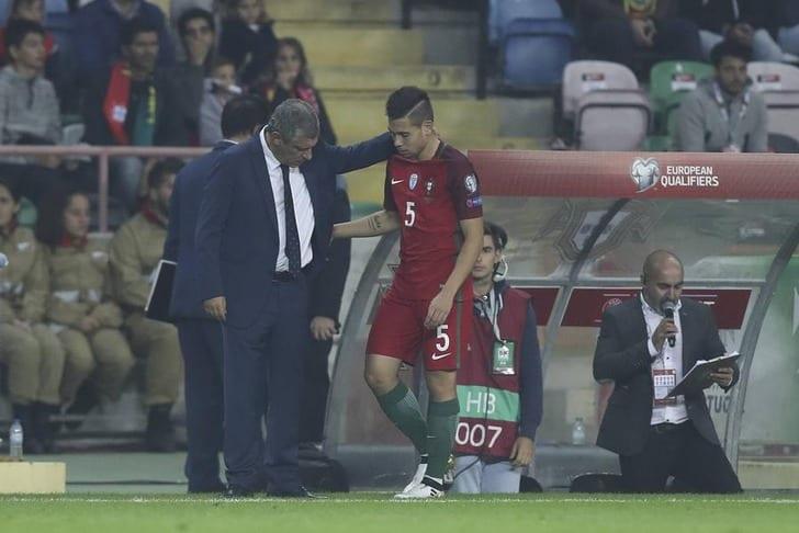 «Боруссия» (Д): Рафаэл Геррейру выбыл минимум надве недели
