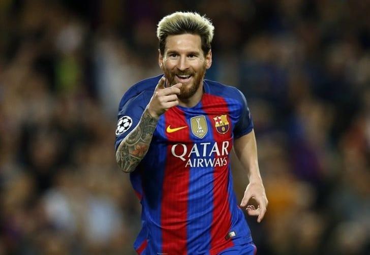 «Барселона»— «Манчестер Сити» 4:0: Месси оформил хет-трик