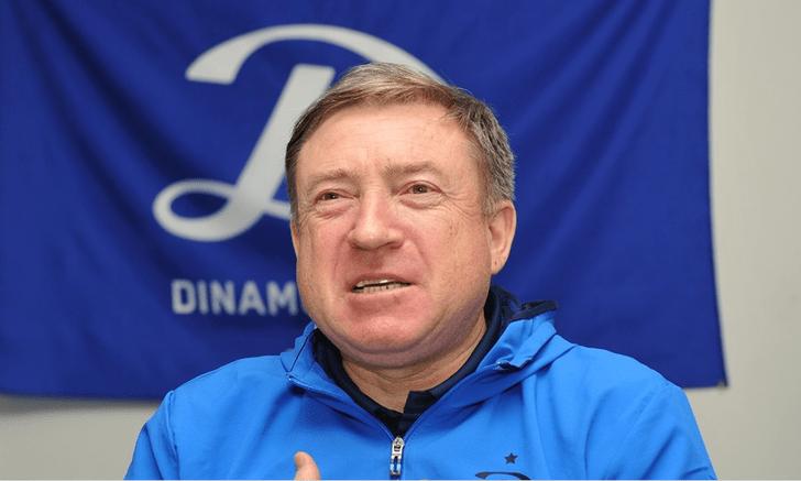 Вячеслав Грозный принял грузинскую команду