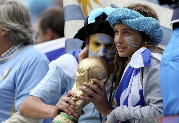 Аргентина иУругвай подадут общую заявку напроведениеЧМ
