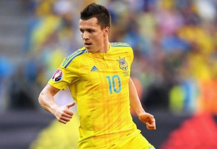 Сборная Украины может потерять основного игрока