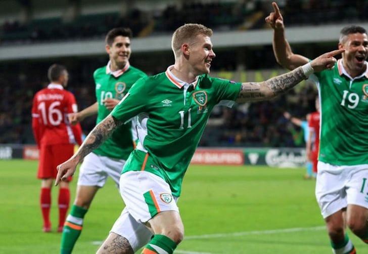 Ирландия: Карасёв обслужит матч Австрийская Республика