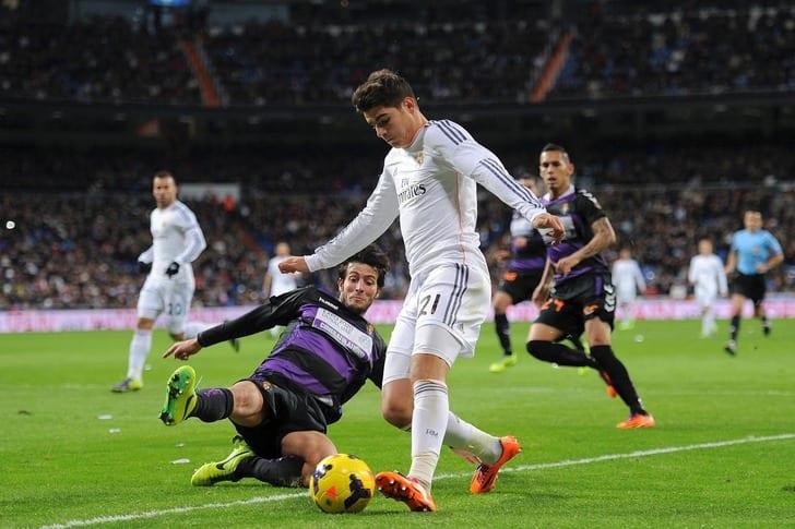 Мората из-за травмы несыграет с«Атлетико» иможет пропустить месяц