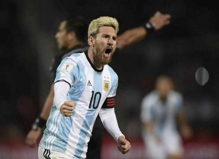 Месси оплатил изличных средств долги Ассоциации футбола Аргентины
