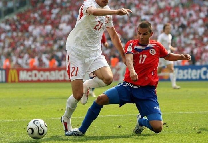 Известный костариканский футболист скончался ввозрасте 32 лет