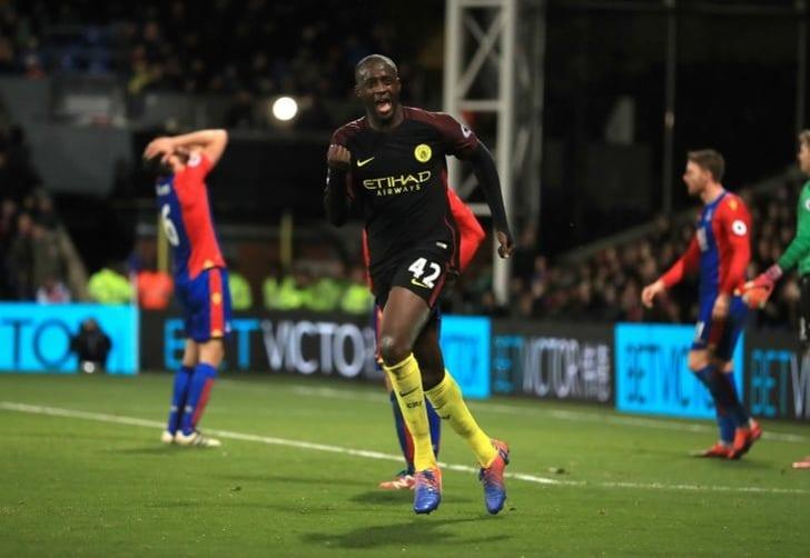 ЯяТуре может быть внесён взаявку «Манчестер Сити» наЛигу чемпионов