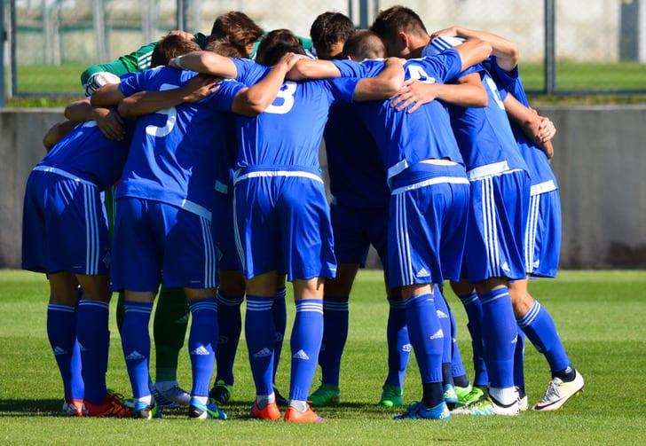 Юношеская Лига УЕФА. Динамо обыграло Наполи ивышло вплей-офф