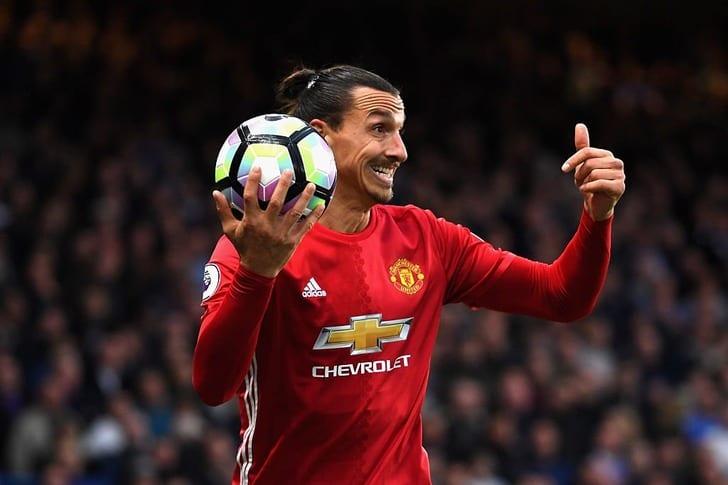 """Моуринью: «Ибрагимович останется в""""Манчестер Юнайтед"""" еще наодин сезон»"""
