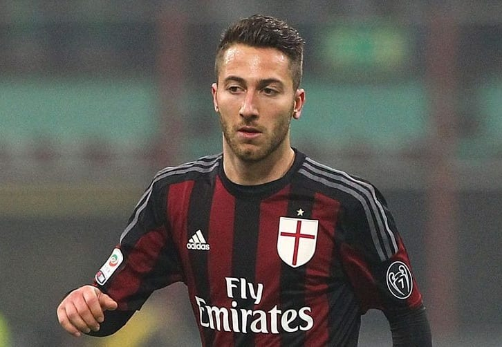 Дубль Лападулы помог «Милану» одолеть «Эмполи» вматче чемпионата Италии