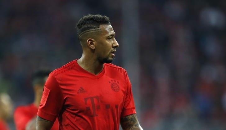 «Бавария» обыграла «Байер» в основном матче тура германской Бундеслиги