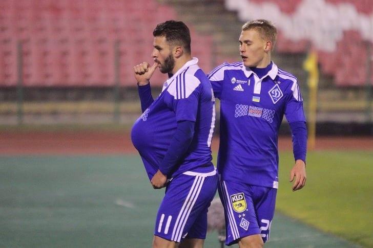 Ярмоленко забил за«Динамо» впервый раз с31июля