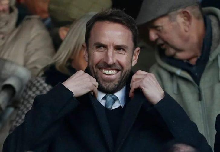 Саутгейт— главный тренер сборной Англии