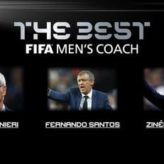 9 января станет известен Тренер года по версии ФИФА