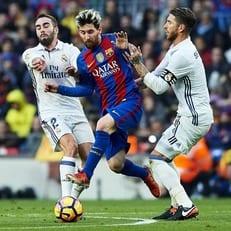 """Реал Мадрид"" вырвал ничью на ""Камп Ноу"""