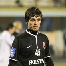 Гордиенко вернулся к тренировкам