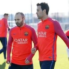 """Заявка """"Барселоны"""" на игру против мадридского """"Реала"""""""