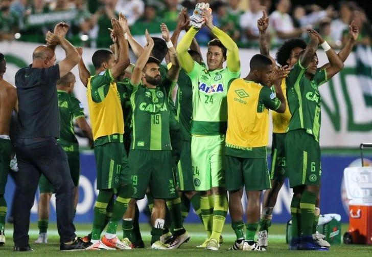 КОНМЕБОЛ объявит «Шапекоэнсе» победителем Южноамериканского кубка