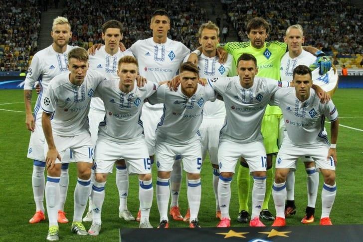 «Динамо» получит 15,2 млн евро— Лига чемпионов