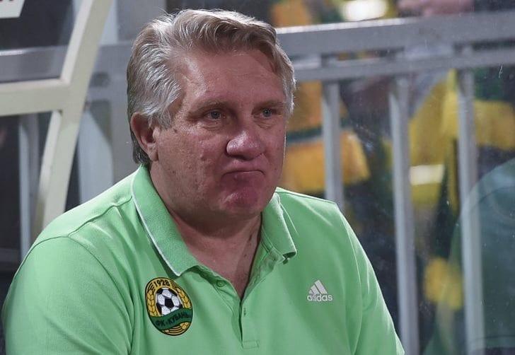 Сергей Ташуев может возглавить «Нант»