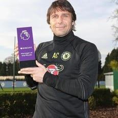 Конте признан лучшим тренером АПЛ в ноябре