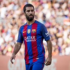 Арда Туран назван игроком недели в Лиге чемпионов