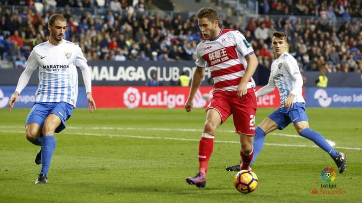 Кравец забил Бойко вчемпионате Испании