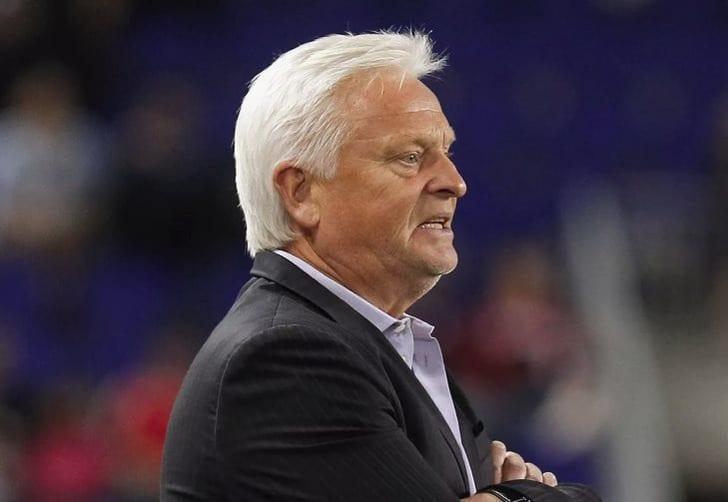 Маркку Канерва занял пост основного тренера сборной Финляндии пофутболу