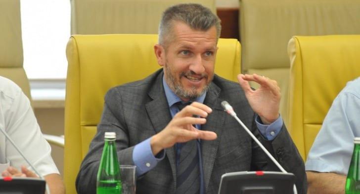Итальянец Баранка назначен футбольным прокурором вУкраине