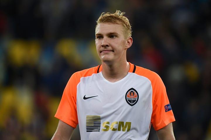 Ярмоленко признан лучшим футболистом государства Украины 2016 года