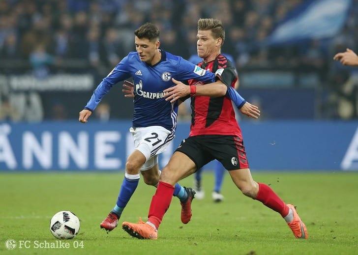 Коноплянка забил 1-ый гол вчемпионате Германии