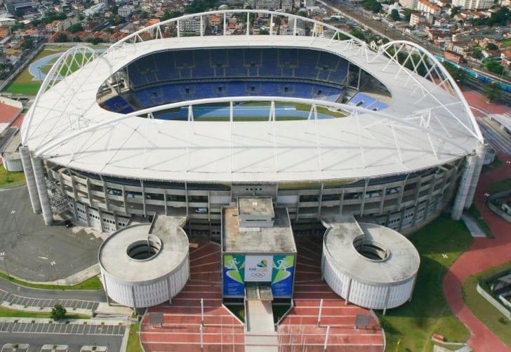 Сборные Бразилии иКолумбии проведут благотворительный матч впамять и«Шапекоэнсе»