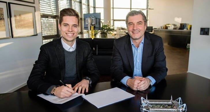 Вайгль продлил договор сдортмундской «Боруссией» до 2021-ого