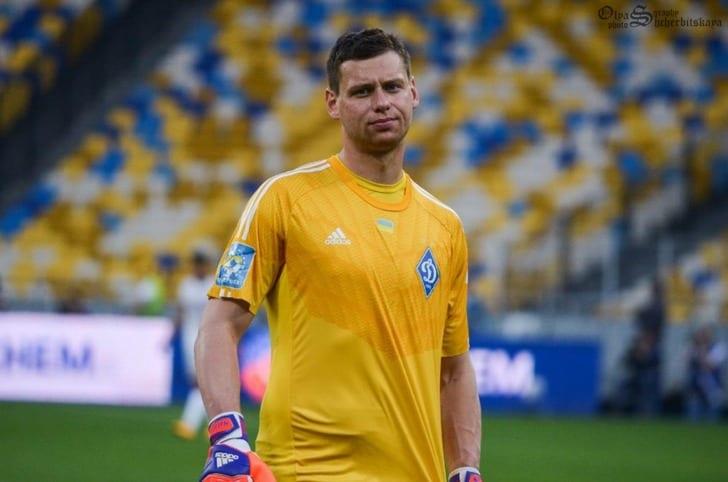 Рыбка покинул киевское «Динамо»