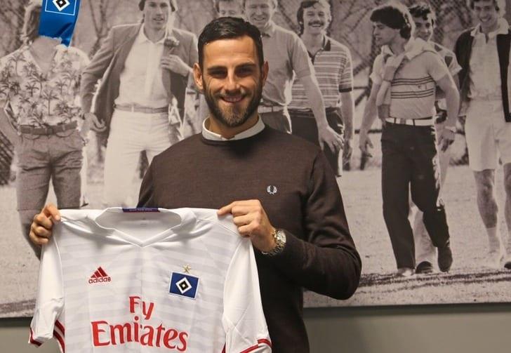 Мергим Маврай, защитник сборной Албании, перешел в«Гамбург»