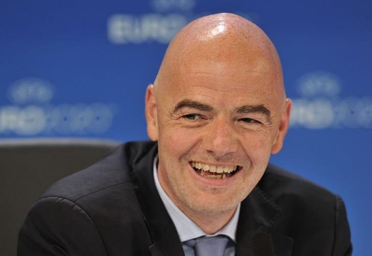 Инфантино: «Большинство федераций поддержали идею увеличения участников чемпионата мира»