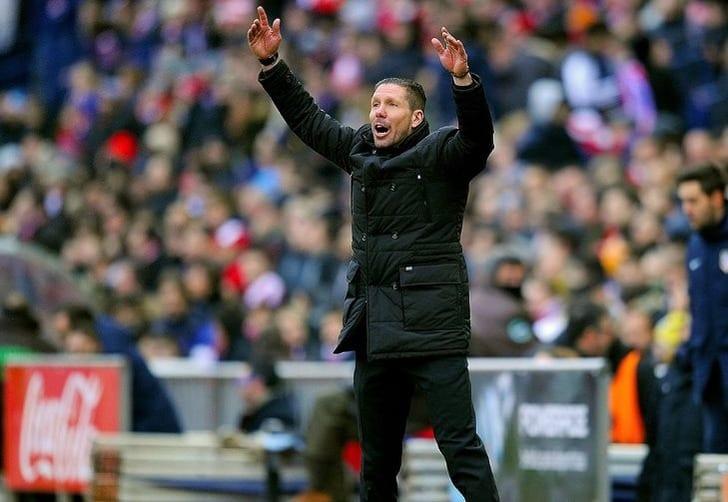 Симеоне останется в«Атлетико» наследующий сезон