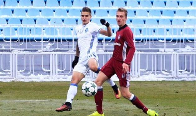 «Динамо» продлило договор содним из наилучших бомбардиров Юношеской лиги УЕФА