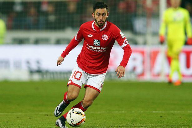 Полузащитник «Майнца» Малли перешел в«Вольфсбург»