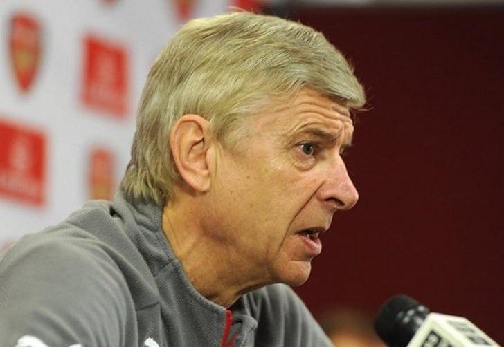 """Венгер: «Никто непокинет """"Арсенал"""" вянваре»"""
