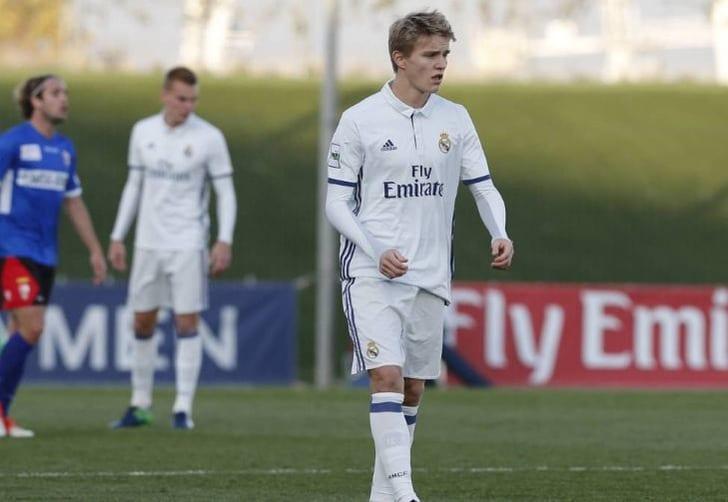 «Херенвен» подтвердил аренду Эдегора из«Реала»